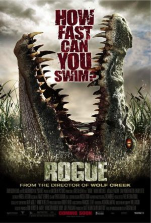 rogue film poster 2007