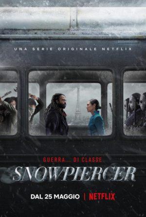 snowpiercer serie 2020 netflix poster