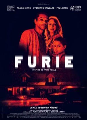 squatter - furie film horror 2020 poster