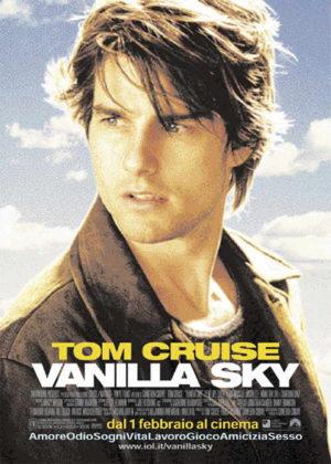 vanilla sky film 2001 locandina