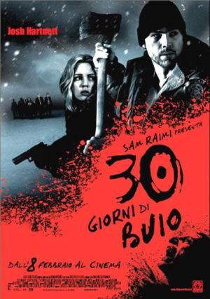 30 giorni di buio film 2007 locandina