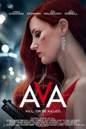 Ava film 2020 poster