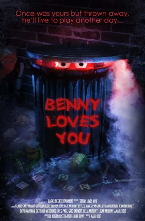 Benny Loves You (2020) film poster