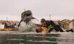 Blu Profondo 3 - Deep Blue Sea 3 film 2020