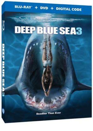 Blu Profondo 3 - Deep Blue Sea 3 film poster 2020