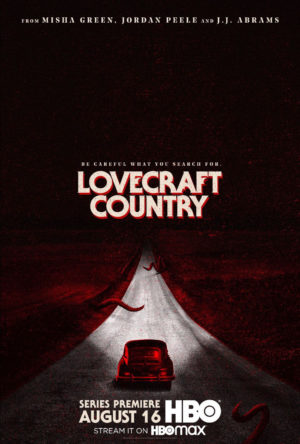 Lovecraft Country serie poster 2020