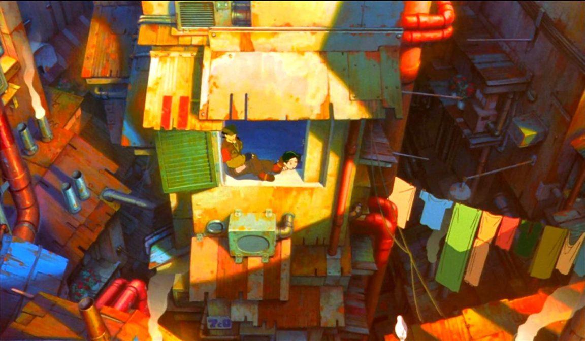 Metropolis anime Tezuka - 1