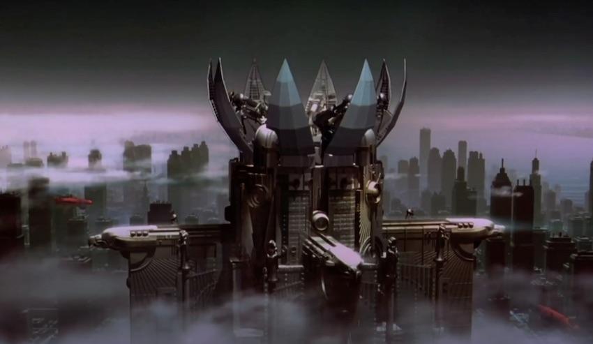 Metropolis anime Tezuka - 10