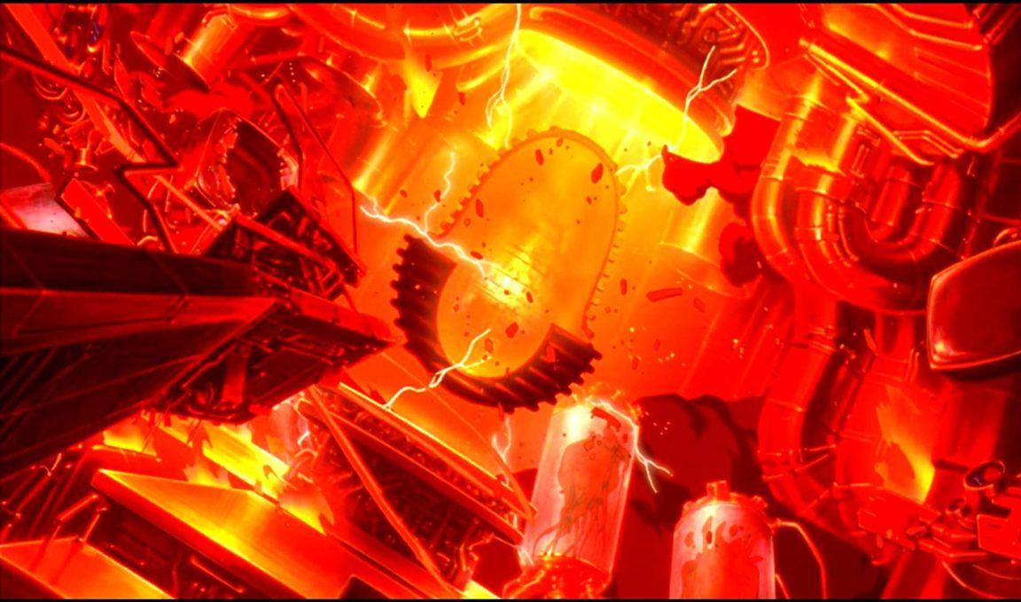 Metropolis anime Tezuka - 2