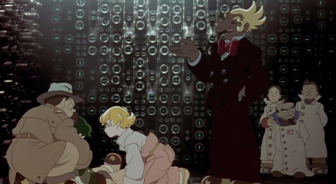 Metropolis anime Tezuka - 3