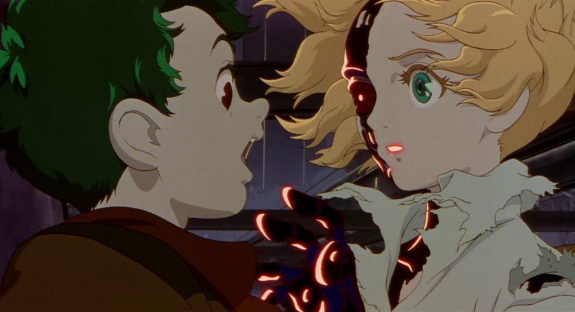 Metropolis anime Tezuka - 6