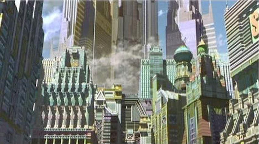 Metropolis anime Tezuka - 7