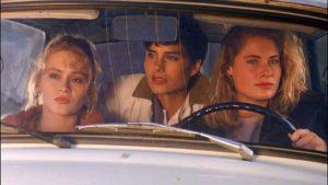 Michelle McBride, Irina Movila e Laura Mae Tate in Subspecies (1991)