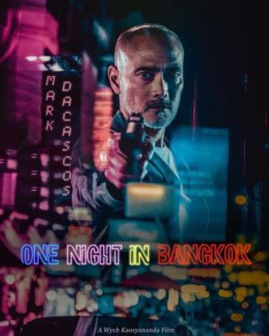 One Night in Bangkok film 2020 poster