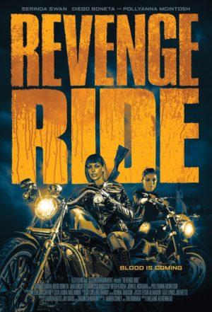 Revenge Ride film 2020 poster