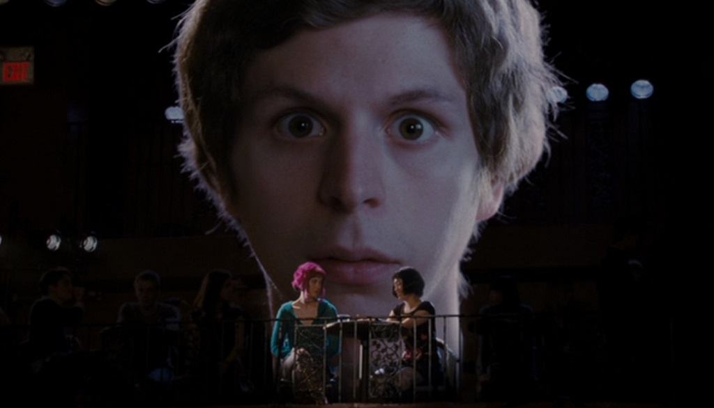 Scott Pilgrim vs. the World film 2010 cera