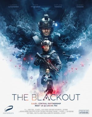 The Blackout film 2019 poster