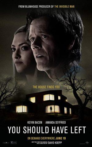 You Should Have Left (2020) film poster