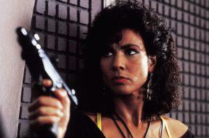 atto di forza film 1990 Rachel Ticotin