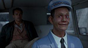 atto di forza film 1990 taxi