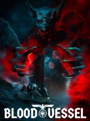 blood vessel film horror 2020 poster