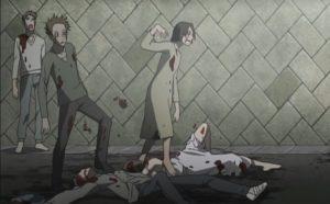 highschool of the dead anime