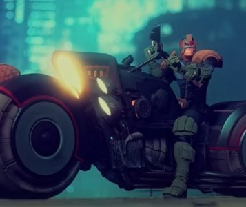 judge dredd serie animata 2020