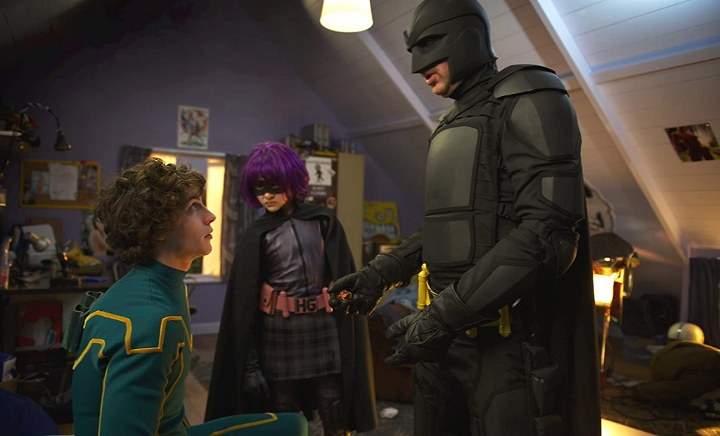 kick-ass film 2010