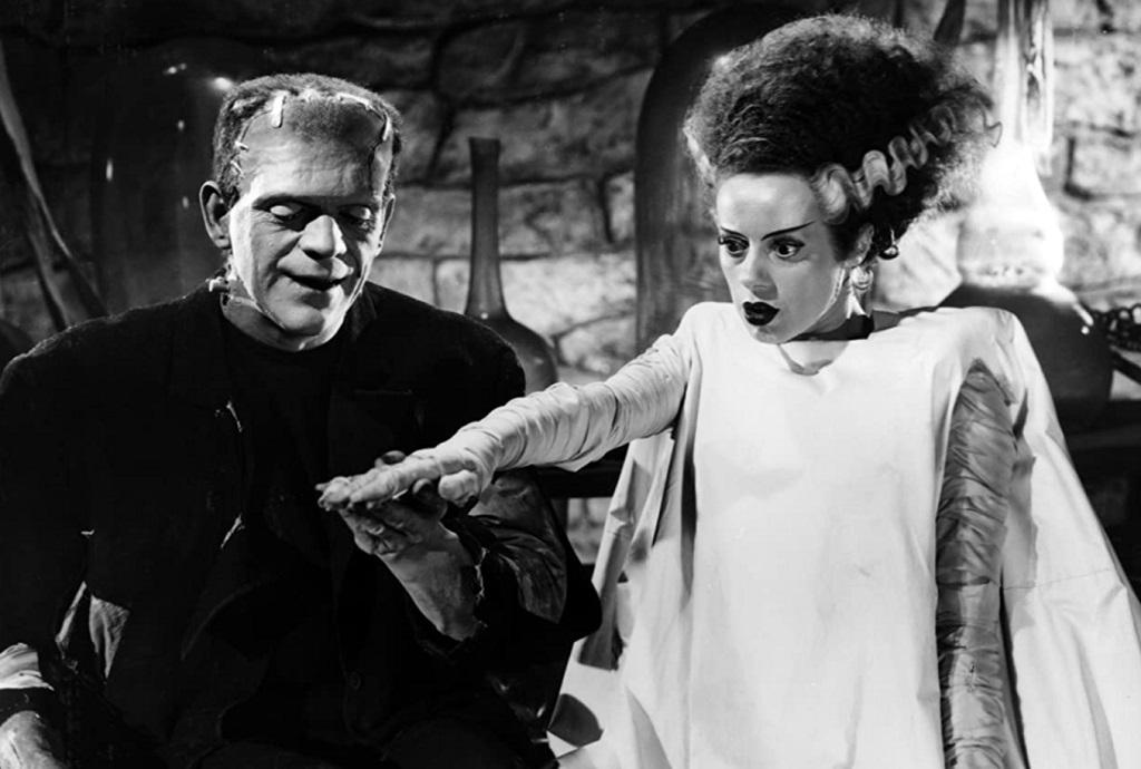 la sposa di frankenstein 1935 film