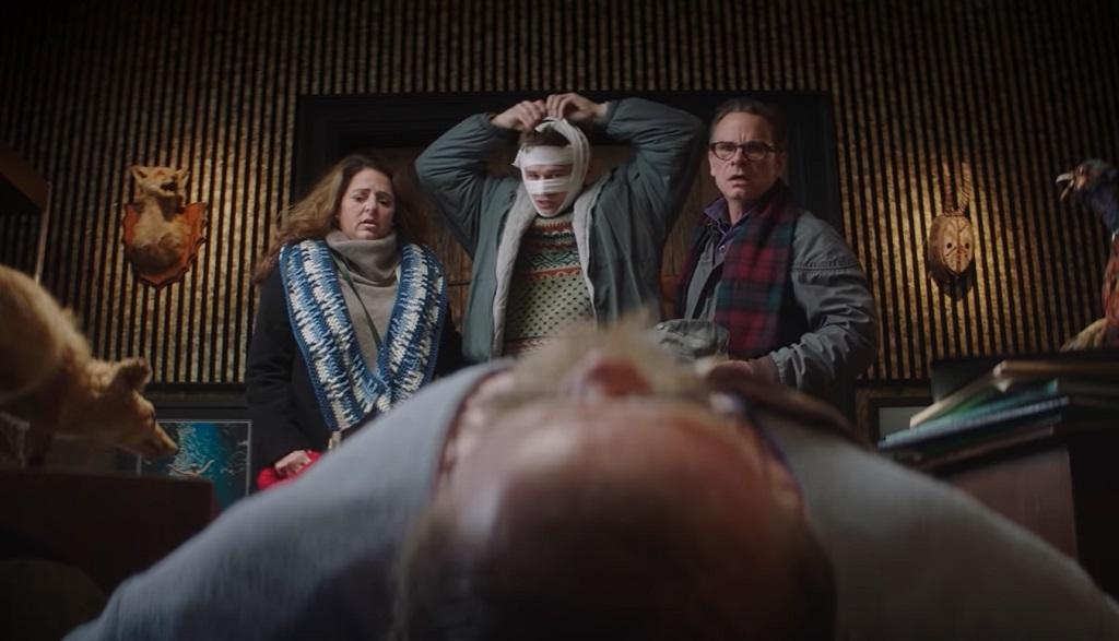 Trailer per Looks That Kill: uno sguardo può letteralmente ...