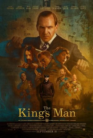 the king's man film 2020 poster