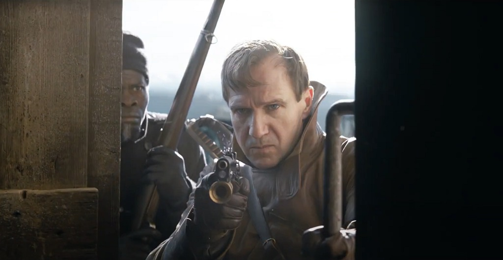 the king's man film 2020