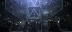 Charles Dance, Charles S. Dutton, Ralph Brown e Brian Glover in Alien³ (1992)