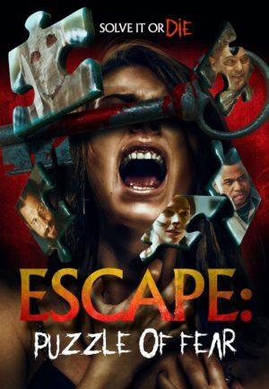 Escape Puzzle of Fear film poster