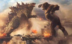 Godzilla Vs. Kong teaser poster