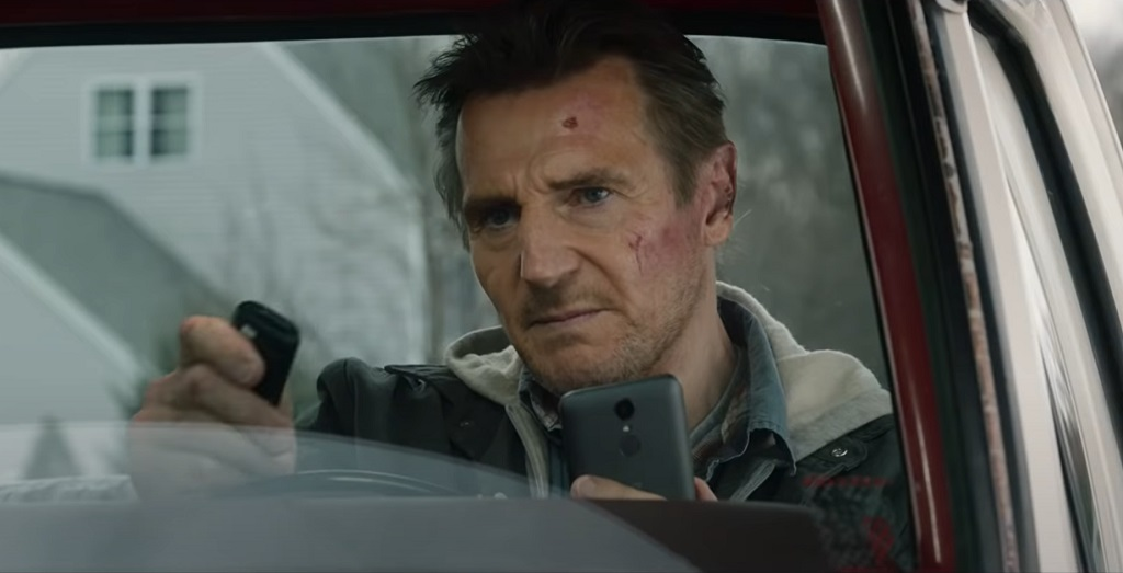 Honest Thief film liam neeson 2020