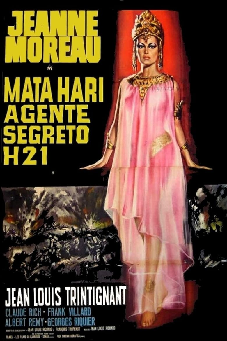 Mata-Hari, agente segreto H21 | Il Cineocchio