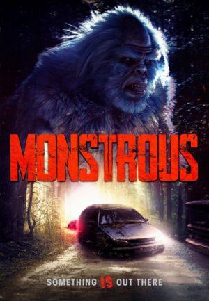 Monstrous film poster 2020