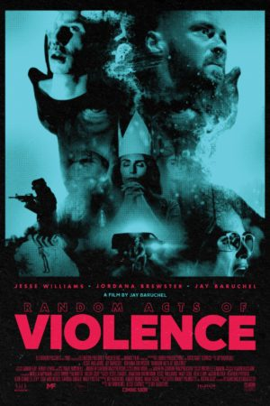 Random Acts of Violence film poster 2020