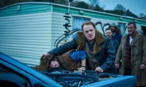 Richard Harrington, Mark Lewis Jones e Garmon Rhys in Gangs of London (2020)