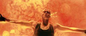 Sigourney Weaver in Alien³ (1992) film