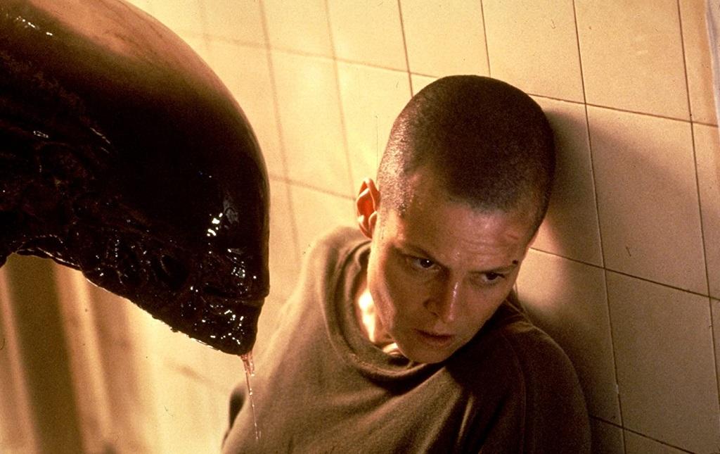 Sigourney Weaver in Alien³ (1992) sigourney