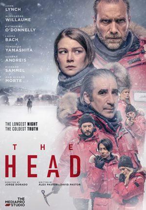 The Head serie amazon 2020 poster