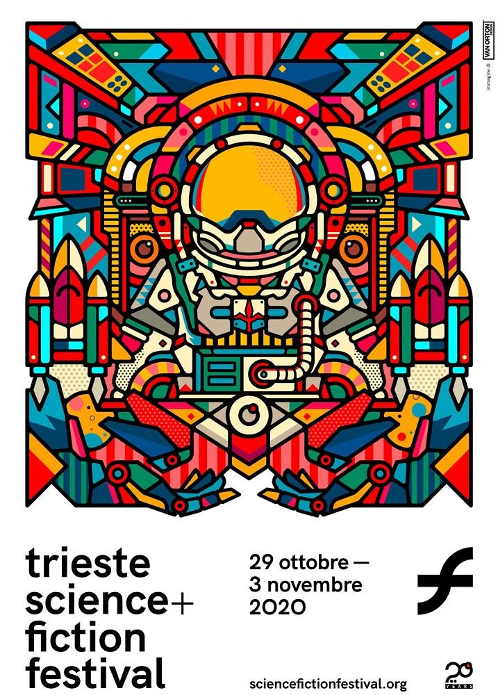 Trieste Science+Fiction Festival 2020 poster