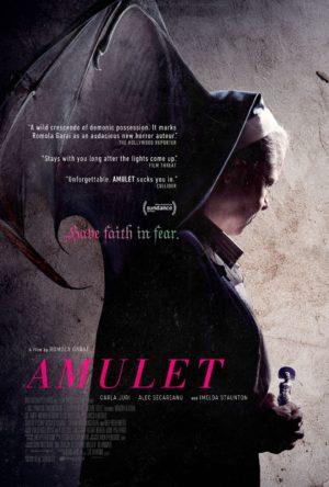amulet film 2020 poster