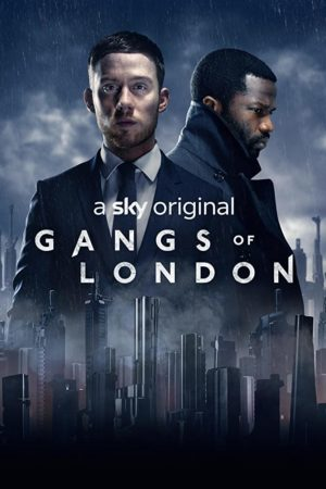 gangs of london serie 2020 poster