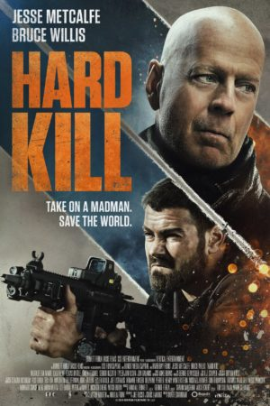 hard kill film willis 2020 poster