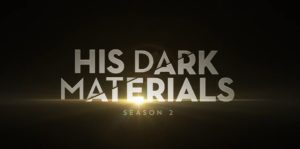 his dark materials stagione 2 hbo poster