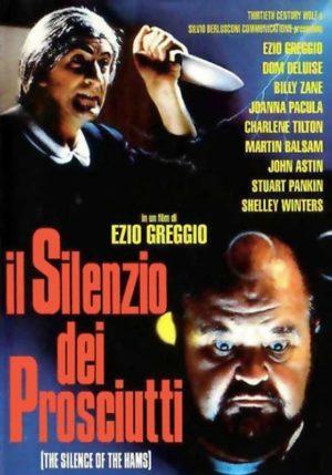 il silenzio dei prosciutti film poster 1994