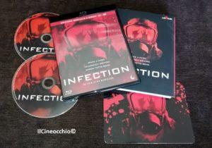 infection bluray ita